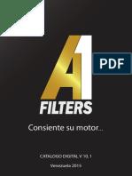 manual filtros