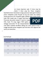 Interpretasi Data Laboratorik Lemak Kfarmasi A