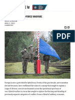 bibliography of irregular warfare
