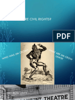 pp1 artifact - civil rights powerpoints