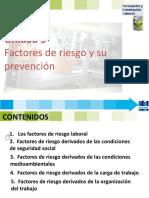 Fol 3 Factores de Riesgo y Su Prevención