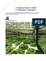 This Farming Company Hopes to Tackle World Hunger With Indoor Agriculture.docx