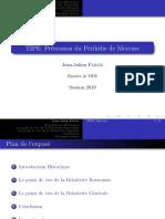 Presentation Beamer Pour Tipe 2019