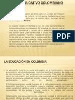 Sistema Educativo Colombiano
