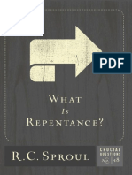 What is Repentance_ (Crucial Qu - R. C. Sproul