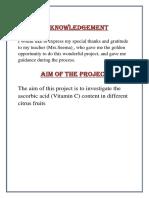 Chem Investigate Project 1