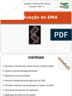 GEN_Aula 3 - Replicação Do DNA_2019.1