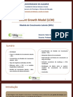Latent Growth Model