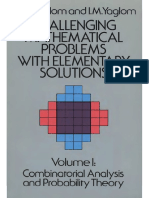 23598296 Challenging Mathematical Problems Vol 1