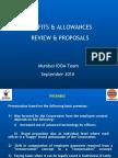 Perks & Allowances - A Review