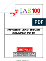Poverty and Issues Related