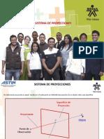 Sistema de Proyecciones(2)