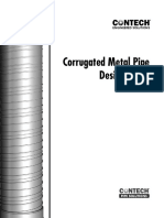 Corrugated Metal Pipe Design Guide
