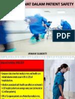 Ppt Manajemen Safety, Peran Perawat Dalam Patient Safetybyirwans