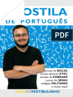Apostila de PortuguC3AAs