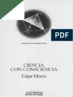 Ciencia Con Conciencia