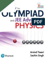 (IIT JEE Advanced IITJEE) Arvind Tiwari Sachin Singh - Pathfinder Physics for Olympiad and IIT JEE Advanced Arvind Tiwari Sachin Singh Pearson-Pearson (2019)