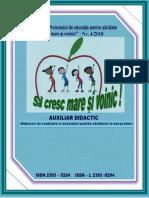 Povesti Copii Sa Cresc Mare Si Voinic Nr. 4 2018