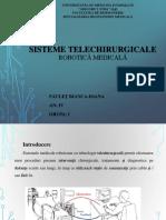 ppt telechirurgie