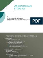 Metode H2S
