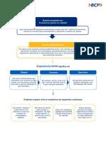 Infografía Experiencia BCP