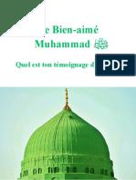 Le Bien Aime Muhammad Sws