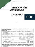Diversificación Curricular 1er Grado(Cantuta)