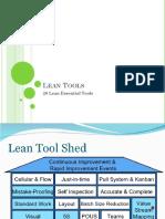 Lean Tools 01