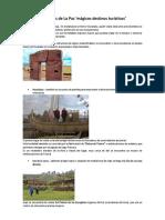 Provincias de La Paz centro turisticos.docx