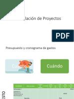 Formulacion de Proyectos Pte 2