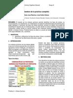 Informe Cambios quimicos