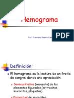 (10) Hemograma