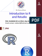R Introduction II