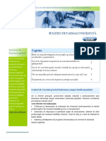 Buletin de Farmacovigilenta Nr 4 an 8 (2017)