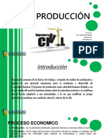 La Produccion