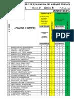 registro auxiliar ed fisica