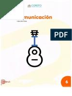 COREFO Comunicación, Libro de Área