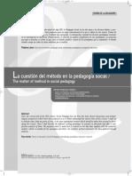 Dialnet-LaCuestionDelMetodoEnLaPedagogiaSocial, educaci