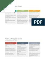 PESTLE Analysis Steps 1 4