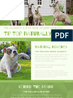 A-Z of Natural Tips for dogs