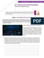 Ficha-1 Escritura Pantufla y Chocolate