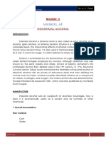 Lecture 13 Industrial alcohol.pdf