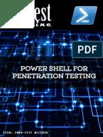 PowerShell for Penetration Testing.pdf