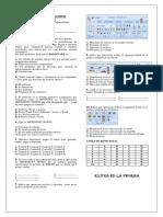 evaluacion informatica