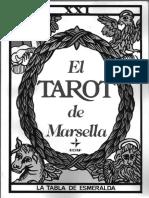 El Tarot de Marsella-Paul Marteau
