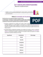 Ficha-2 Escritura Pantufla y Chocolate