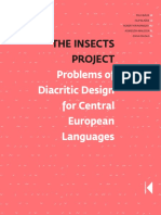 Insects Project 2nd Edition Screen