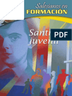 Domingo Savio Santidad Juvenil
