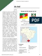Rio Grande Do Sul.