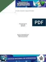 Evidencia 3 Cuadro Comparativo Riesgos Profesionales